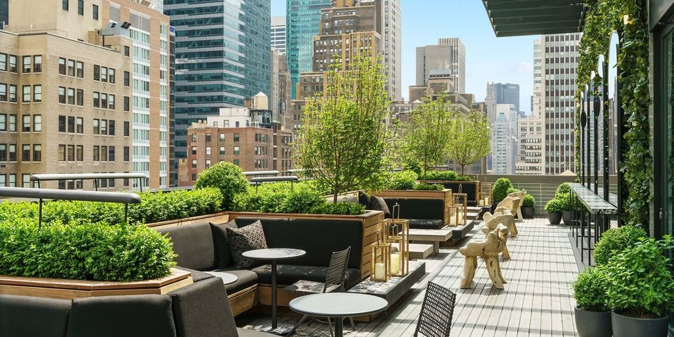 You've Got To See These Rooftop Views