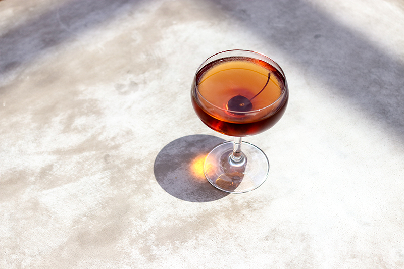 Spanish-Influenced Bar Castell Opens, With a Focus on Martinis